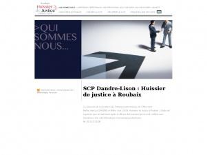 SCP Dandre & Lison – huissiers de justice à Roubaix