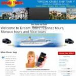 Dream Tours: Visitez Cannes, Monaco, Nice et d'autres villes d'Europe
