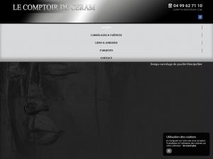 Le comptoir de Céram : Vente de carrelage à Jacou