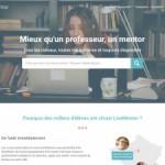 LiveMentor, cours particuliers en ligne