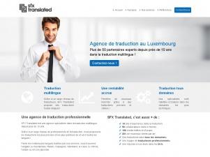 Sfx.lu: Agence de traduction au Luxembourg