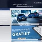 Garage Peugeot Marie – entretien, réparation, contrôle technique , vente de véhicules neufs et d'occasion toutes marques à Caen