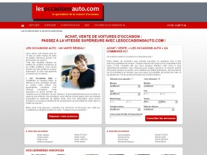 Les Occasions Auto : voitures d'occasions