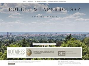 Notaires Rollet et Laperrousaz à Saint Cyr Au Mont d'Or