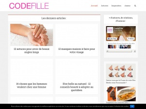 CodeFille : Astuces, inspiration, amour…