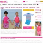 Fedjoa, maillot de bain anti-UV bébé