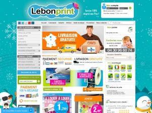 Lebonprint, votre imprimeur en ligne