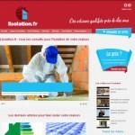 Lisolation.fr: un site de conseils et de devis pour isoler sa maison