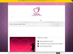 Venusa.fr, la voyance de l'amour