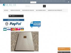 Asealia France – Magasin de produits d'aménagement de salles de bain