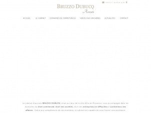 Cabinet Bruzzo Dubucq: Avocats en Droit des Affaires à Aix-en-Provence