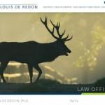 Cabinet d'avocat en Droit de l'environnement – Cabinet de Redon