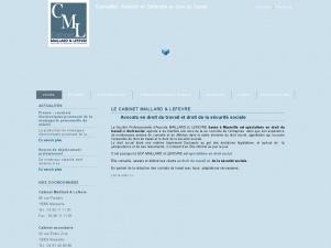 Cabinet d'avocats à Marseille Maillard et Lefèvre : Avocats en droit du travail et droit de la sécurité sociale