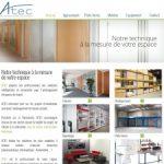 ATEC – stockage, rayonnage et agencement industriel à Caen (14)