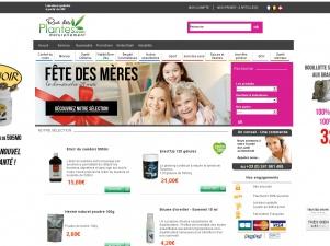 Boutique en ligne Ruedesplantes