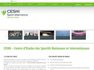 Ecole sport-études – CESNI INSEEC