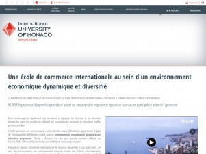 IUM – International University of Monaco