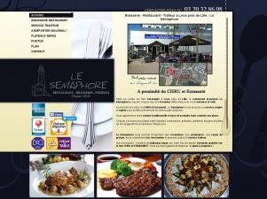 Le Sémaphore : restaurant et traiteur pour séminaire à Loos