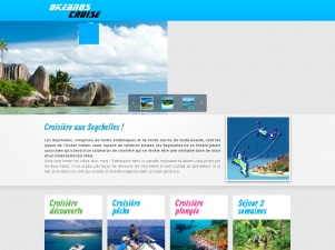Okeanos Cruise: Croisieres au Seychelles