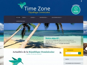 Time Zone : Guide République Dominicaine