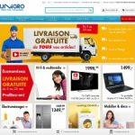 Unigro, vente en ligne de meubles, déco, électro en Belgique