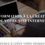 Formation weebly à la création de votre site Internet