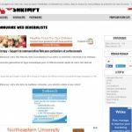 Annuaire Web généraliste Shrimpy
