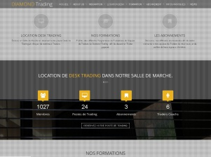 Diamond Trading: Services pour Traders