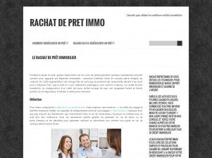 Guide conseil Rachat De Prêt Immo