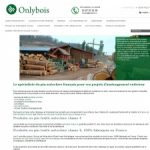 Onlybois – lambourde terrasse bois