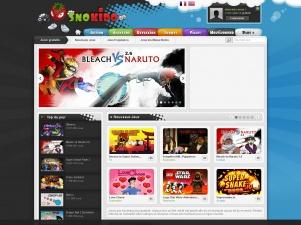 Jeux gratuits sur Snokido