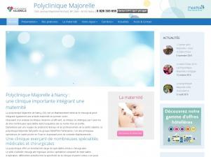 Polyclinique Majorelle à Nancy – Maternité – Clinique