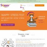 Votre Coach Antistress : Skappy