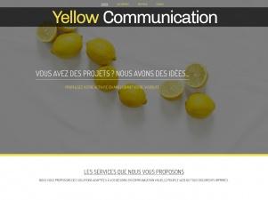 Yellow Communication graphiste web et print en Saone et Loire