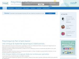 Polyclinique du Parc – Clinique à Valenciennes – Maternité