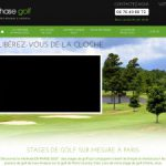 Stages de golf sur enphasegolf.com