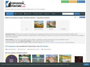ExpositionPeinture.com