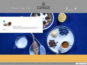 Mister Capsule : boutique en ligne de capsules et dosettes compatibles
