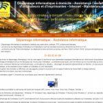 Paris-Informatique : dépannage d'ordinateur