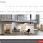 Attitudes Bureaux – fauteuil bureau haut de gamme