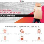 Box +: location de garde-meuble à Liège