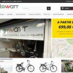 Cyclowatt, la maison du vélo électrique