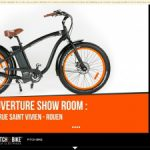 FITCH BIKE, la révolution du vélo électrique à Rouen