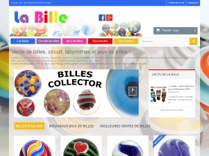 La bille : le temple des billes en ligne
