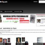 Le briquet, la boutique en ligne du zippo