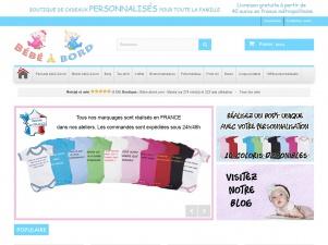 Blogaire » Tous vos cadeaux de naissance personnalisés sont sur bebe ... b554c7b7316