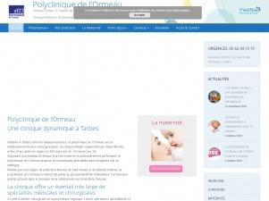 Clinique Tarbes – Maternité – Urgences – Polyclinique de l'Ormeau