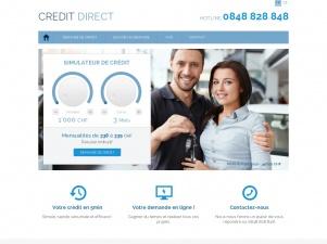 Crédit-Direct: pour suivre vos demandes de crédit
