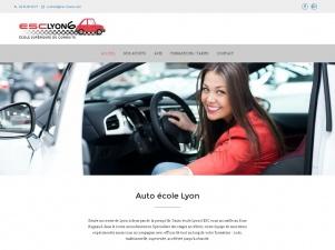 ESC Lyon 6 : un permis de conduire pas comme les autres