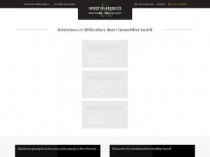 Investir & Associés : un accompagnement pour réussir votre investissement dans l'immobilier